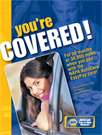 You are covered poster